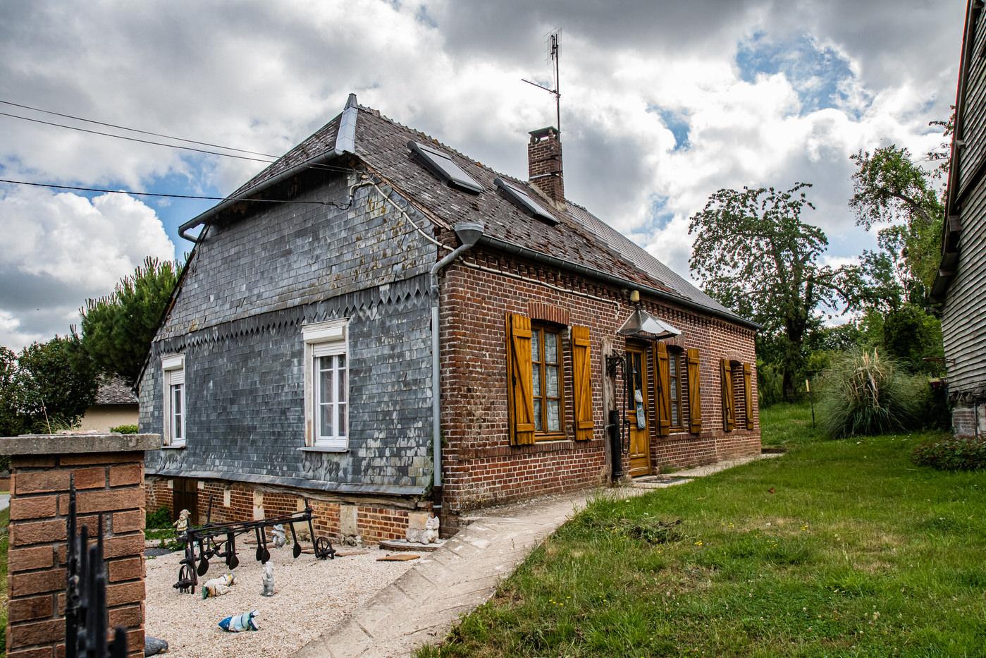 Maison typique à Parfondeval