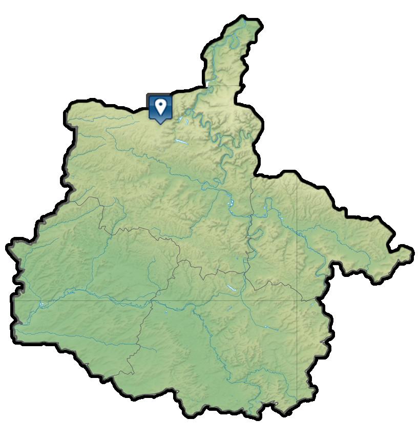 Rocroi dans les Ardennes