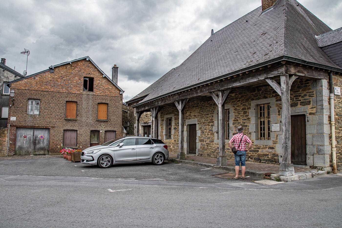 Corps de garde et musée de la bataille de Rocroy