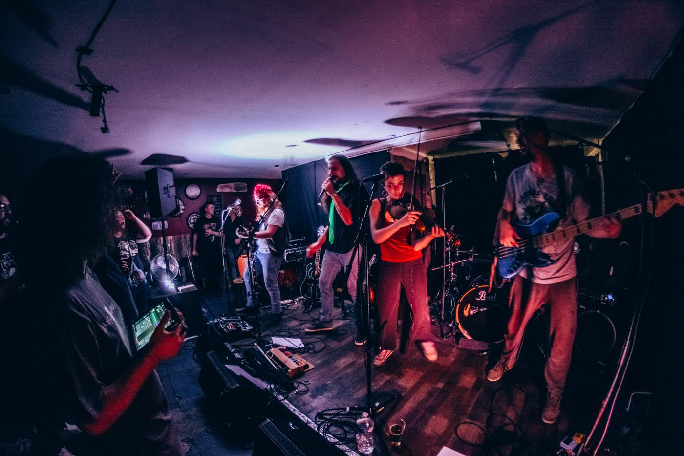 Fringale en concert au Dropkick Bar de Reims