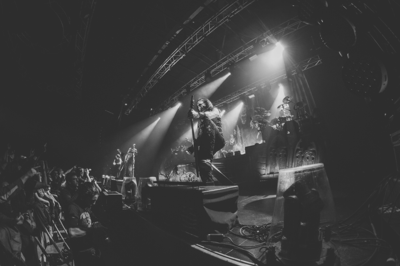 Powerwolf en concert à la Cartonnerie de Reims