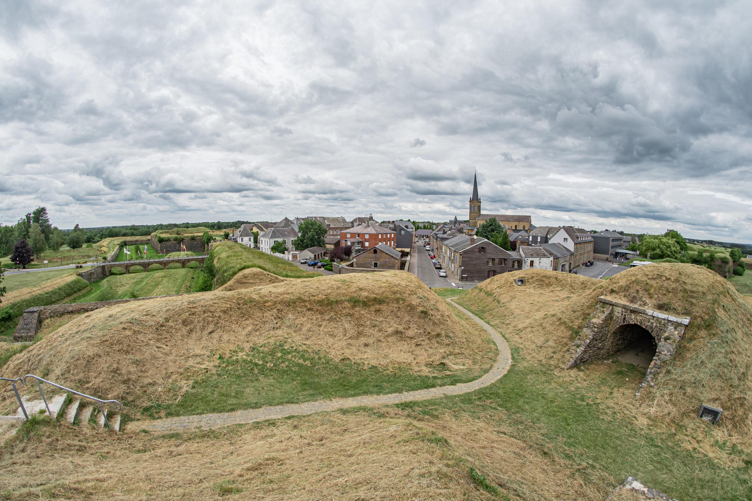 Rocroi, l'étoile fortifiée des Ardennes