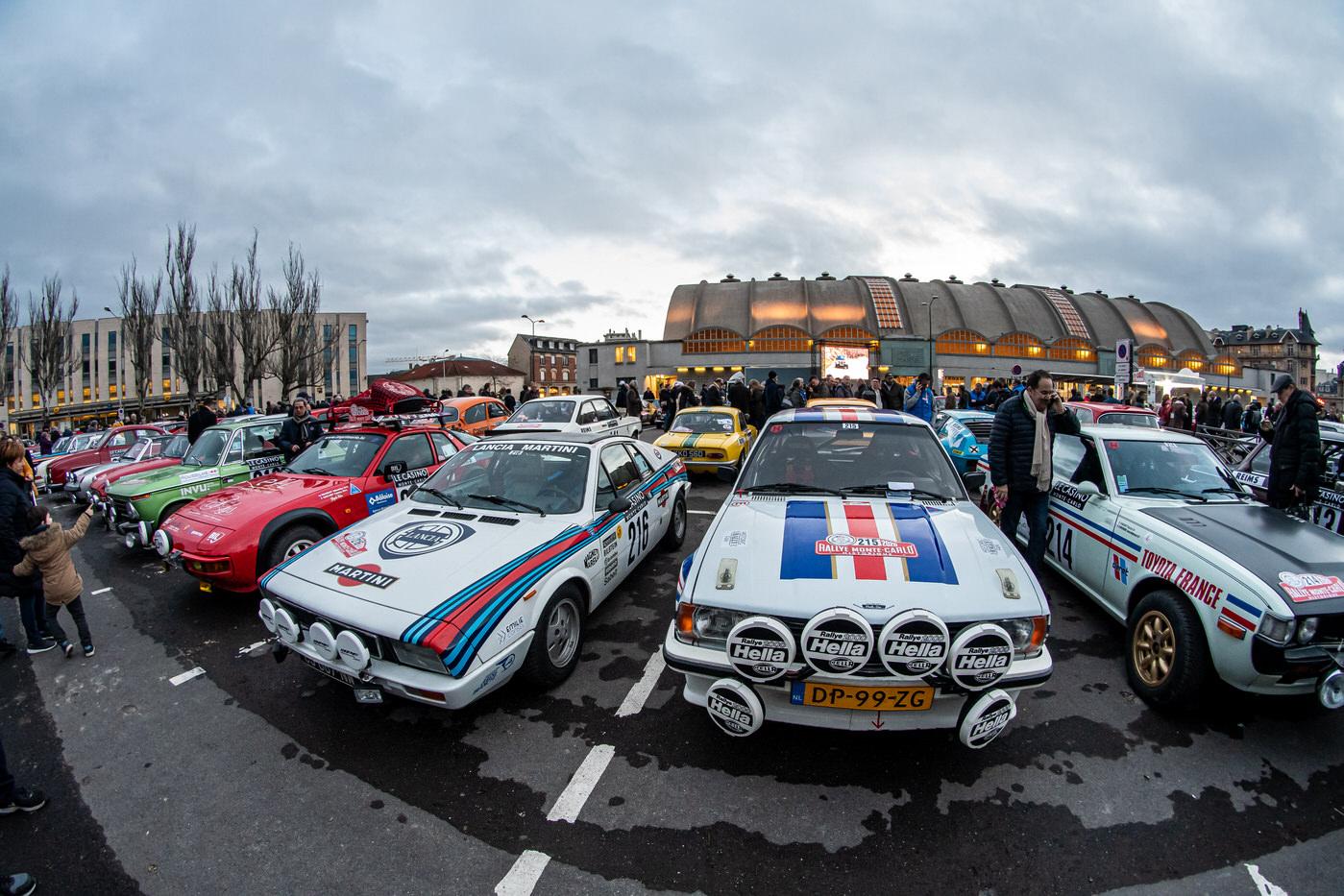 Rallye Monte-Carlo Historique